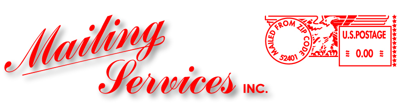 Mailing Services Inc